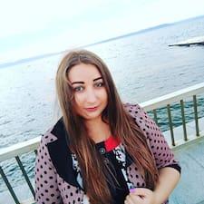 Henkilön Татьяна käyttäjäprofiili