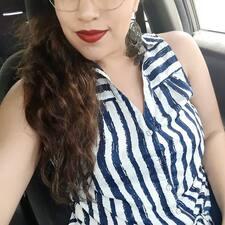 Profil utilisateur de Angelica Sarahi