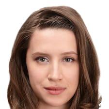Дарья felhasználói profilja