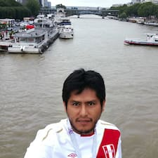 Virgilio felhasználói profilja