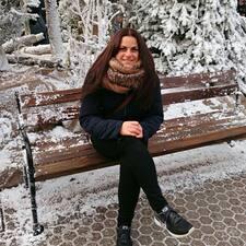 Maren felhasználói profilja
