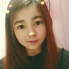 Junita felhasználói profilja