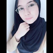 Azah - Uživatelský profil