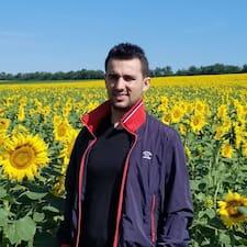 Profil utilisateur de Adriatik