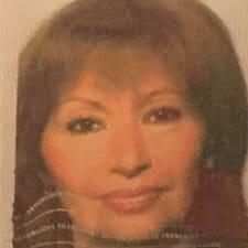 Стефани felhasználói profilja
