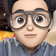 Henkilön 叶庭 käyttäjäprofiili