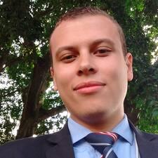 Ciro Gabriel felhasználói profilja