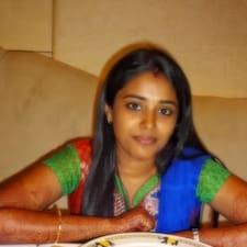 Profilo utente di Sangeetha