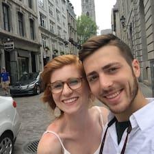 Allison & Gordon felhasználói profilja