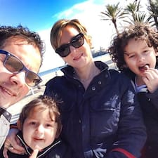 Fernanda & Family User Profile