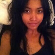 Eloise felhasználói profilja