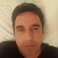 Gebruikersprofiel Rodrigo