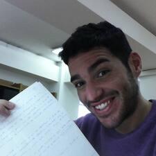 Jose A felhasználói profilja