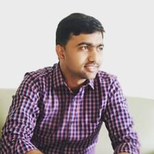 Perfil do utilizador de Sudhakar