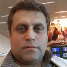 Profil utilisateur de Shahram