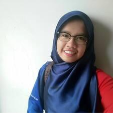 Syahira User Profile