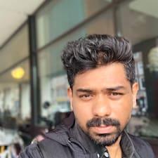 Thanush - Uživatelský profil
