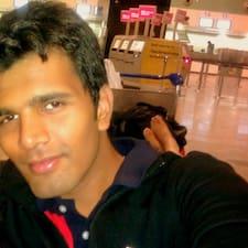 Profil utilisateur de Manoj