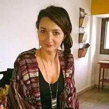 Profil utilisateur de Giulia