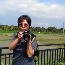 Tzu-Yingさんのプロフィール
