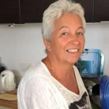 Profil utilisateur de Marie Helene