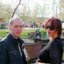 Profil utilisateur de Степанов