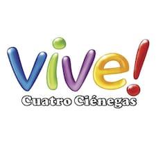 Nutzerprofil von Vive