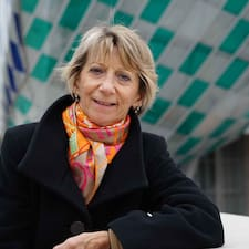 Henkilön Marie-Hélène käyttäjäprofiili