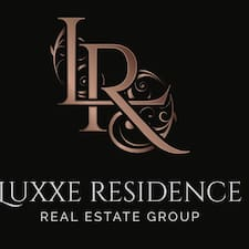 Luxxe Residence User Profile