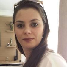 Профіль користувача Gyandreia Elaine De Souza