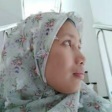 Profil utilisateur de Nita