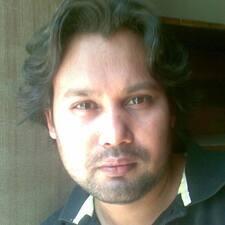 Henkilön Shahid käyttäjäprofiili