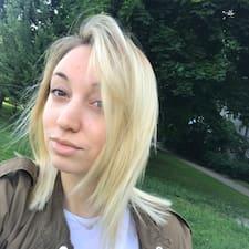 Användarprofil för Наталья