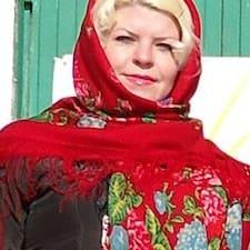 Profil utilisateur de Юлия Альбертовна