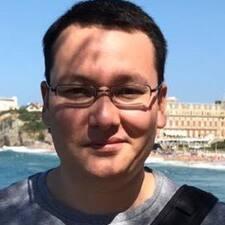Sabyrzhan User Profile