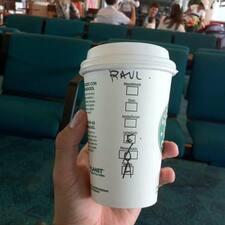 Profilo utente di Raul