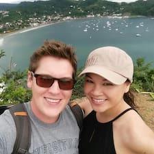 Nutzerprofil von Kristopher & Jennifer