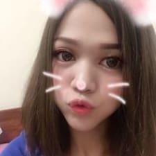 韻庭 felhasználói profilja