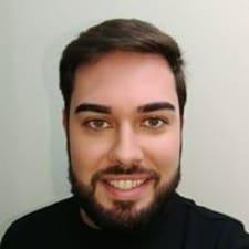 Användarprofil för Pedro Henrique