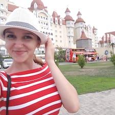 Mariya - Uživatelský profil