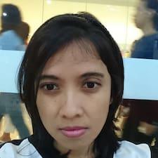 Profil utilisateur de Indriany