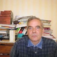 Profilo utente di Jean-Cyrille