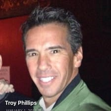 Troy的用戶個人資料