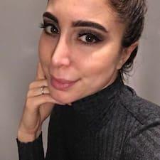 Yelda felhasználói profilja