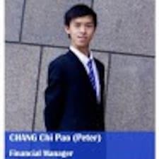 Användarprofil för Yao Yuan