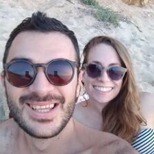 โพรไฟล์ผู้ใช้ Stratos & Anna Maria