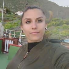 Mariate User Profile