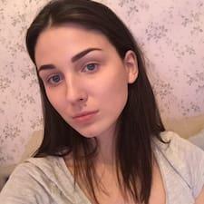 Perfil do usuário de Tatiana