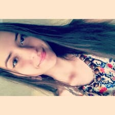 Profil utilisateur de Natália