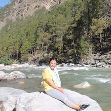 Sarmishtha User Profile